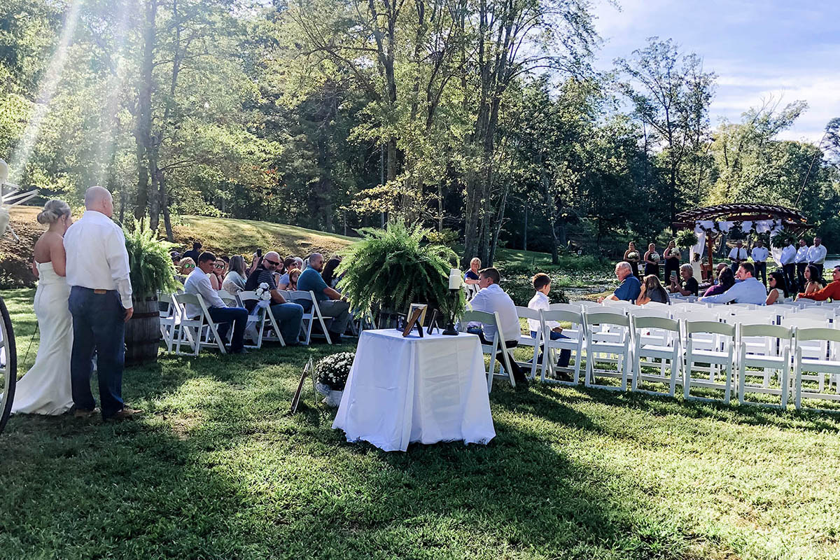 red river gorge wedding venues